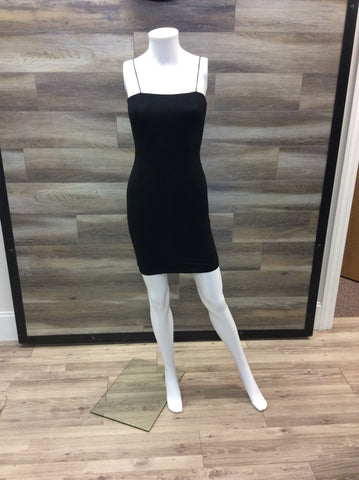 Black Bodyfitting Dress