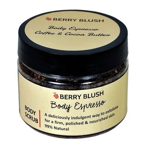 Body Espresso Body Scrub