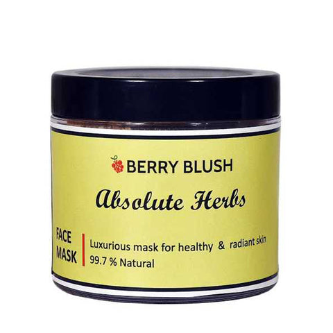 Absolute Herbs Face Mask