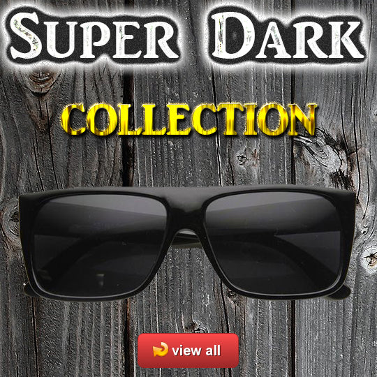 wholesale super dark locs ens sunglasses