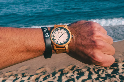 Lightweight Bamboo Watch