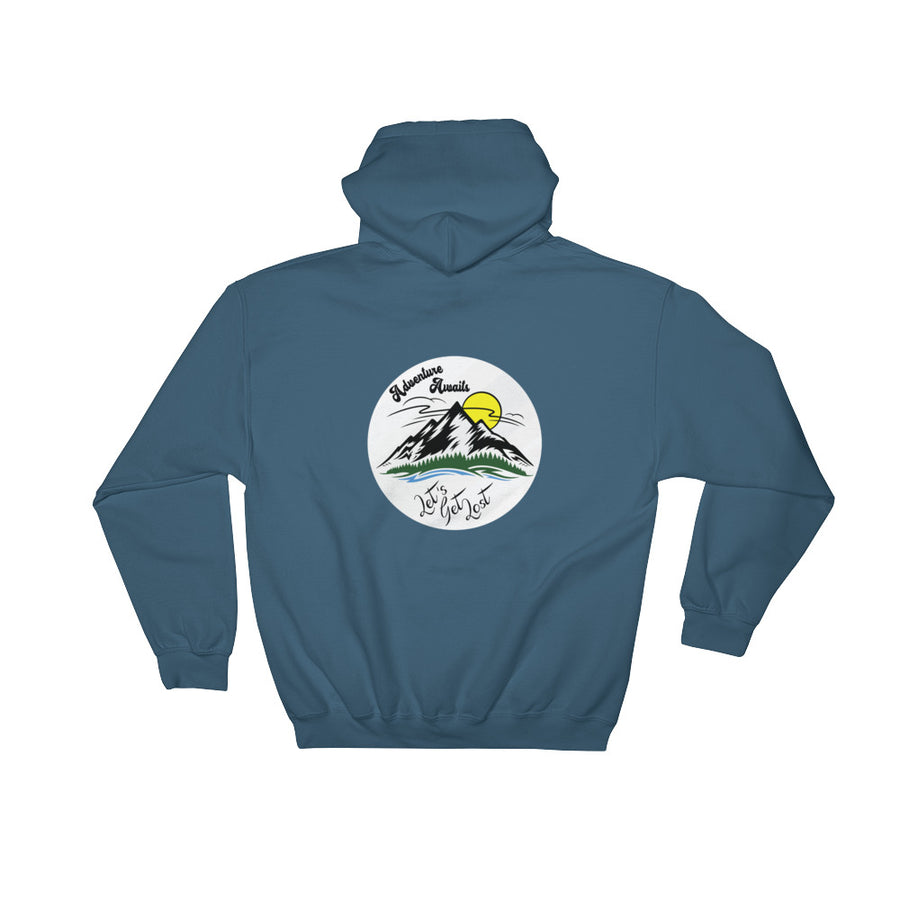 Adventure Awaits Hoodie