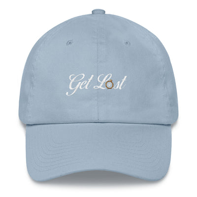 Get Lost Logo Dad Hat
