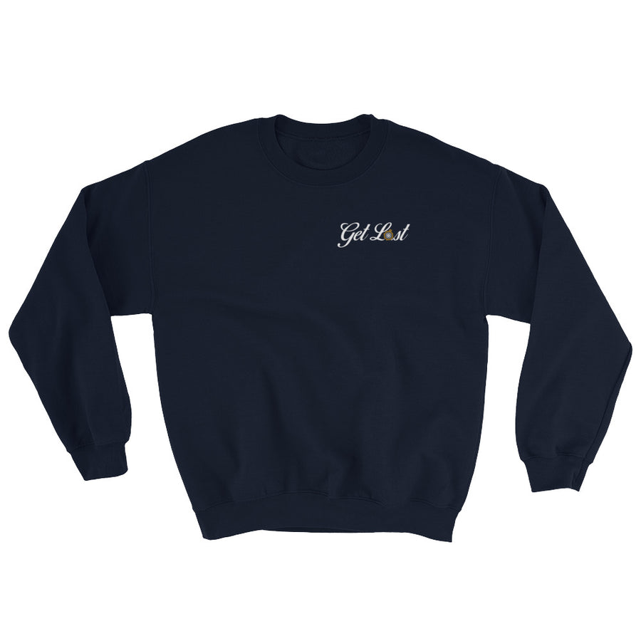 Get Lost Logo Sweater