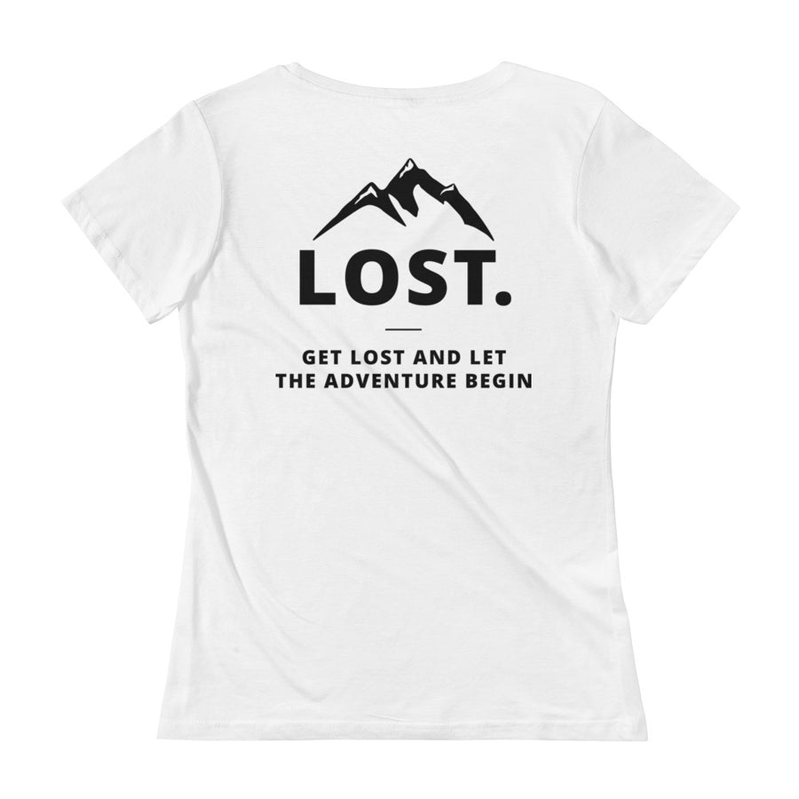 Lost Adventure Scoopneck