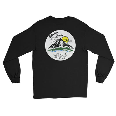 Adventure Awaits Longsleeve