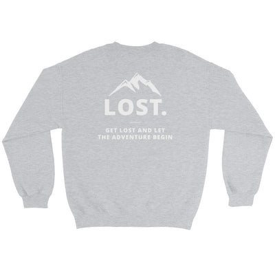 Lost Adventure Sweater