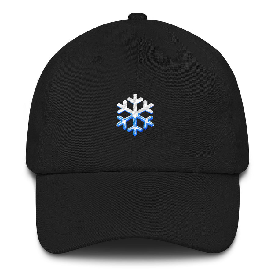 Snowflake Dad Hat