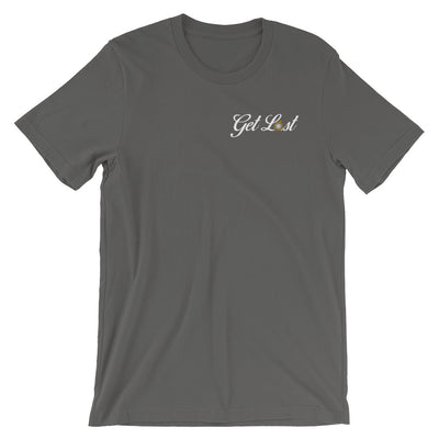 Get Lost Logo Tee