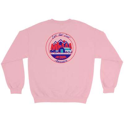 Outdoor Adventure Sweater