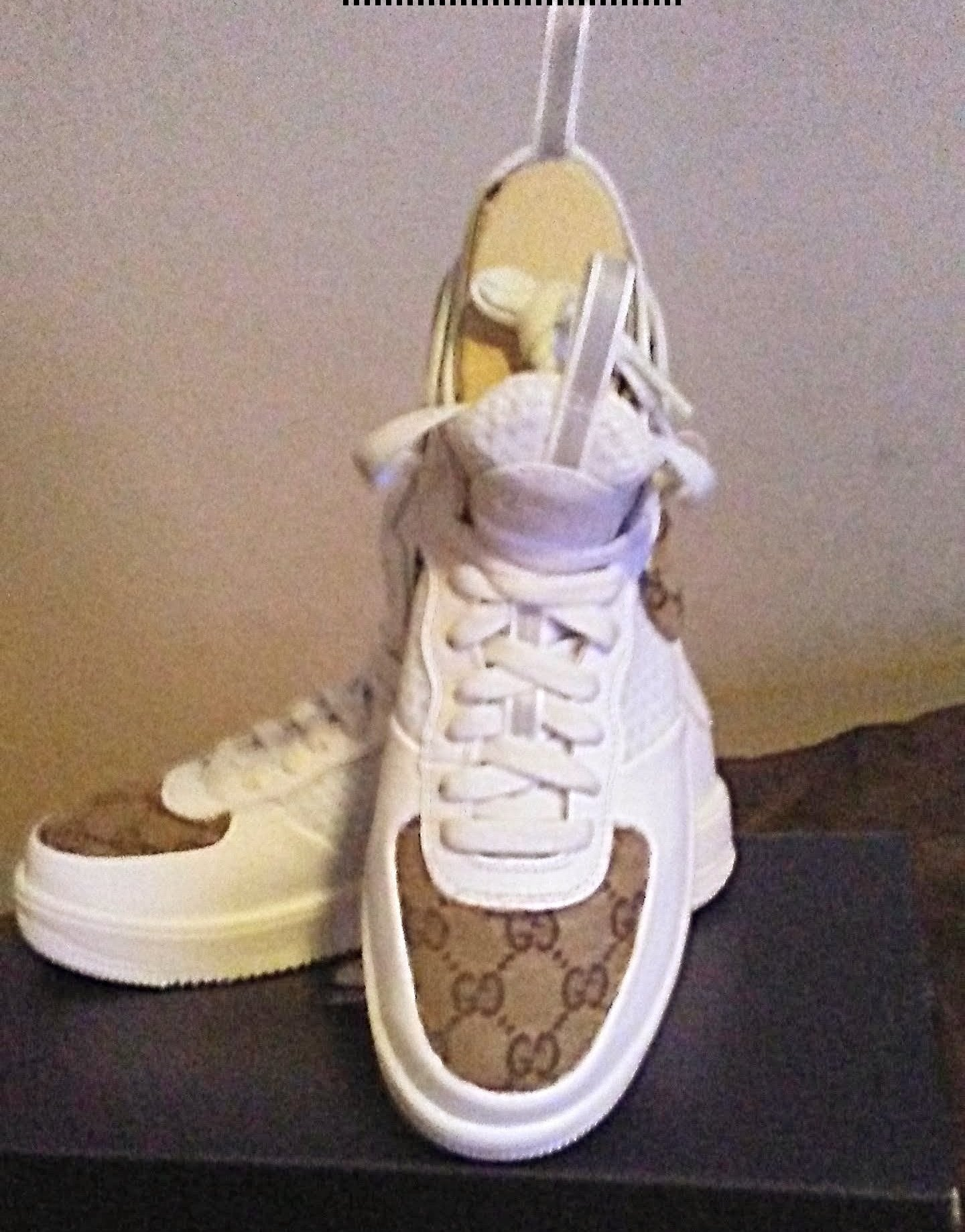 Nike Level G Air Force 1 Low – Couture Cohezion
