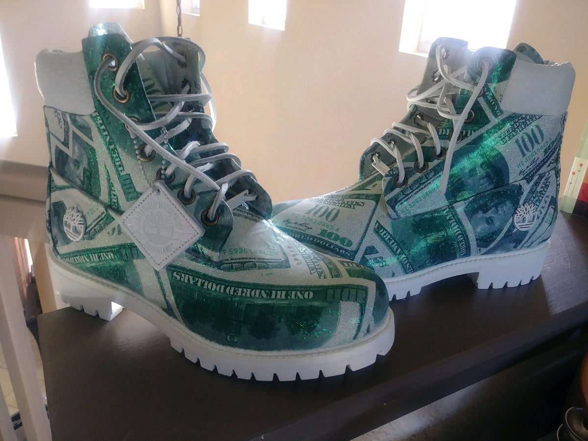 Big Face Timberland Boots – Couture