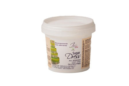 Cake Lace Mix weiss, 200g - marcelpaa