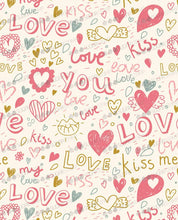 Sugar Stamp Love and Kiss