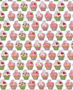Cupcake Sugar Stamp - marcelpaa