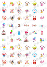 Sugar Stamp Happy Birthday