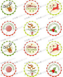 Christmas Time Sugar Stamp - marcelpaa