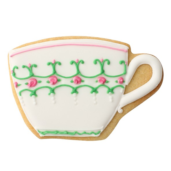 Ausstecher Tea Cup, 9.5 cm - marcelpaa