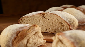 Brot Back Kurs in der Backstube