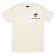 Backcountry Boogie Tee - Cream