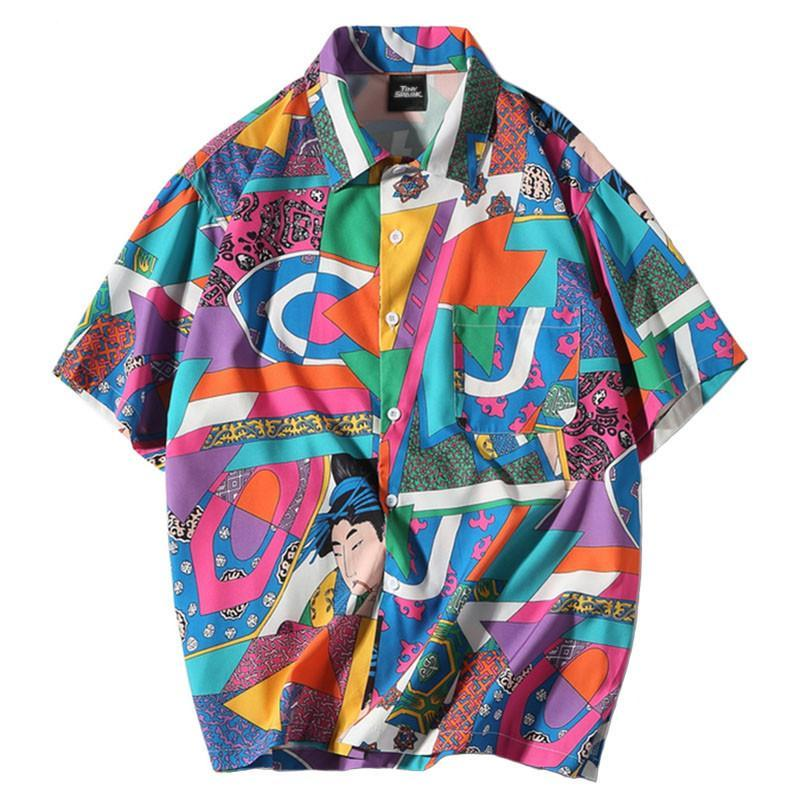 Harajuku Shirt - Moodyourself