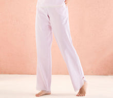 Load image into Gallery viewer, Botanical Pink Striped PJ Pants