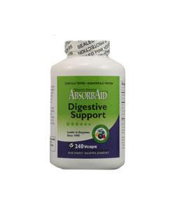 219 AbsorbAid Digestive Support 240 Cap-Whole Approach