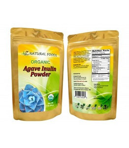 agave inulin low glycemic sweetener