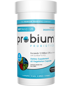Probium; Multi Blend 12B 60 Veggie Delayed Release Capsules-Whole Approach