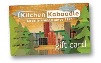$100 Kitchen Kaboodle eGift