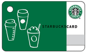 $100 Starbuck's Coffee eGift Card for $70