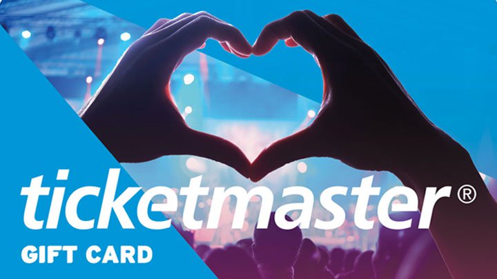 $100 TicketMaster eGift