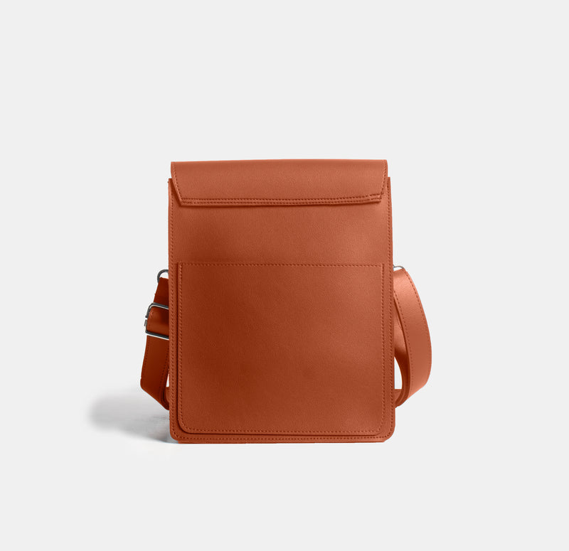 Cross Body Bag (Tan)