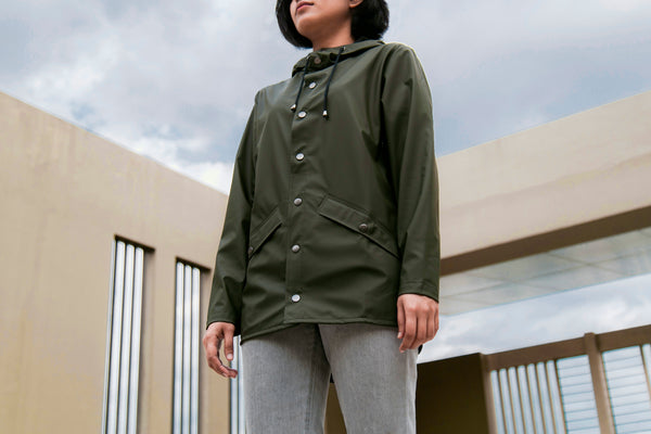 OmniResist Parka Jacket (Fatigue)