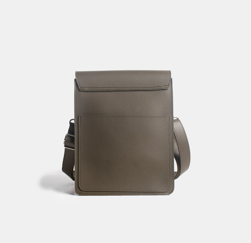 D. V. L. Cross Body Bag (Army Green)