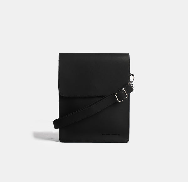 D. V. L. Cross Body Bag (Black)