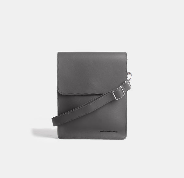 Cross Body Bag (Dark Gray)