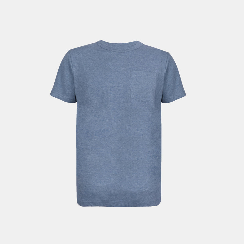 Essential Acid Shirt Tee (Acid Blue)
