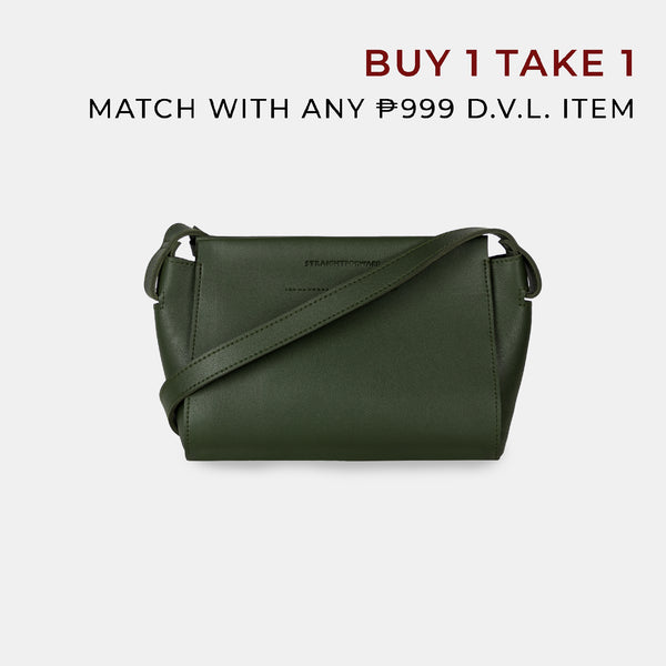 D.V.L. Micro Body Bag (Army Green)
