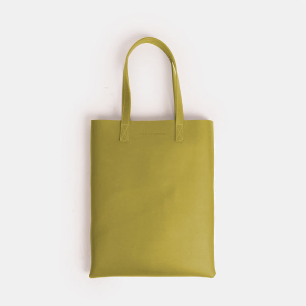 D. V. L. Portrait Tote Bag (Avocado)