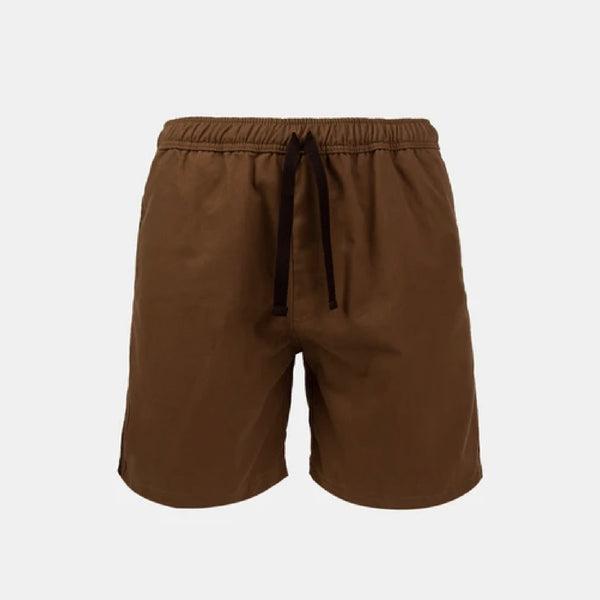 Tailored Shorts (Caramel)