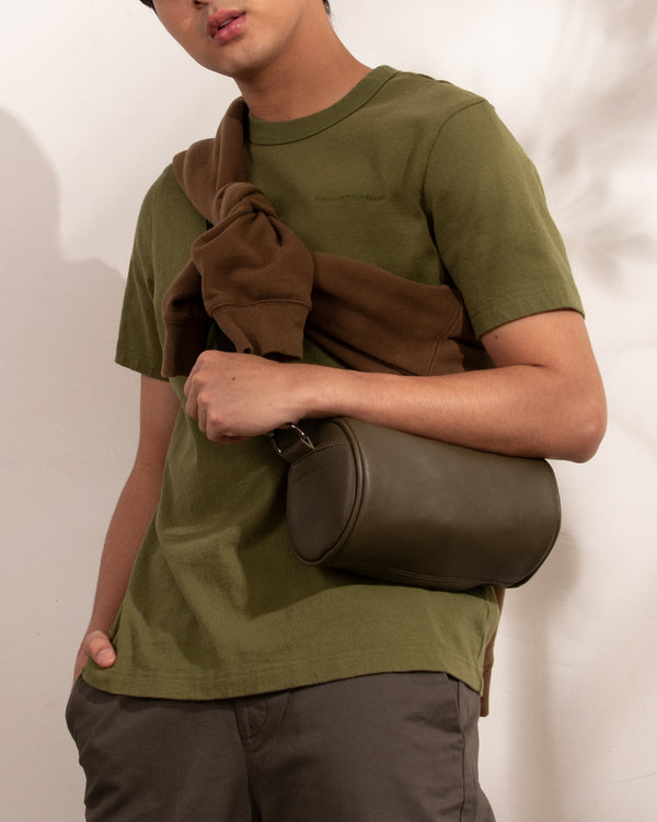 D.V.L. Cylinder Bag (Army Green)