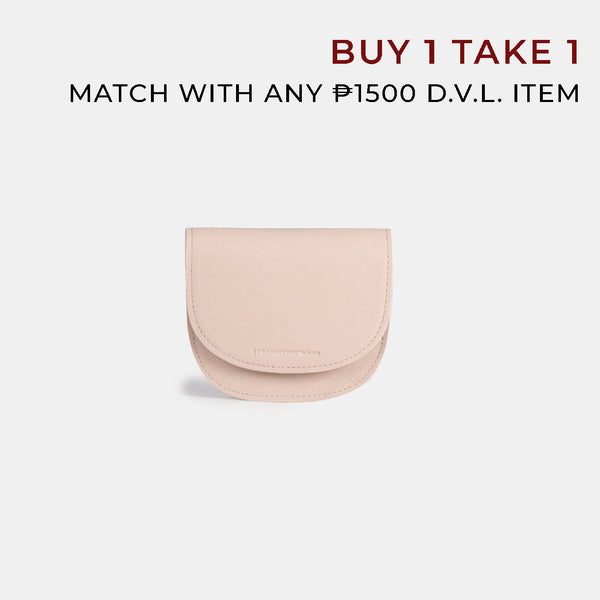 D.V.L. Multiway Purse (Taupe)