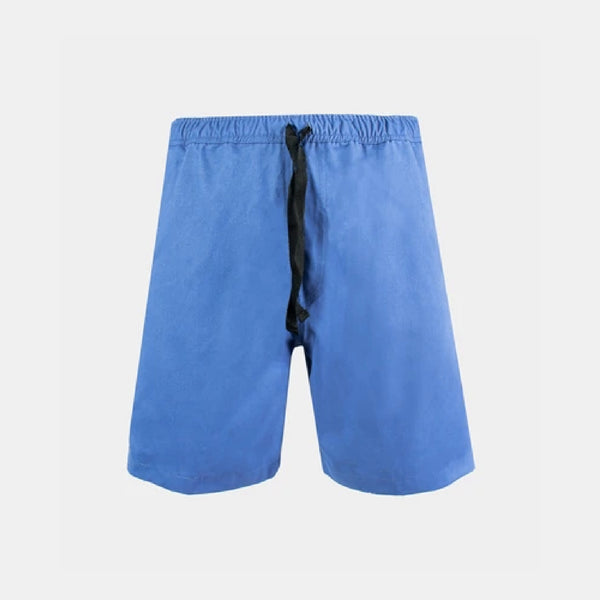 Tailored Shorts (Medium Blue)