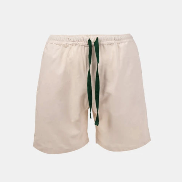 Tailored Shorts (Cream)