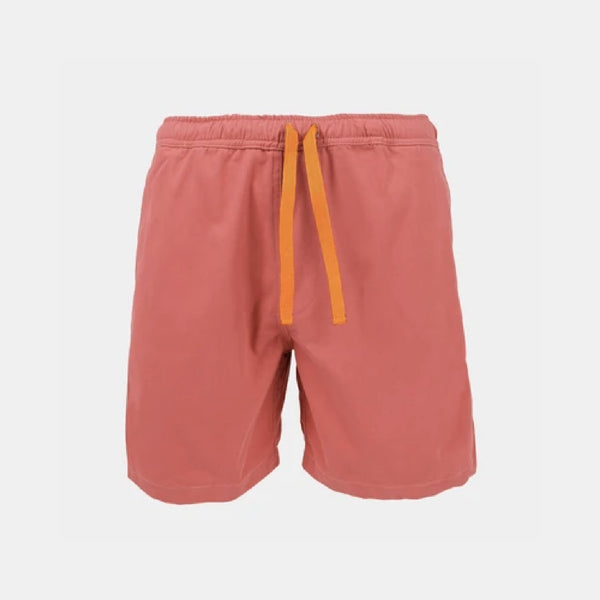 Tailored Shorts (Dusty Red)