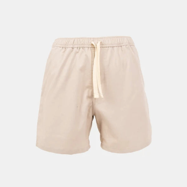 Tailored Shorts (Stone Light)