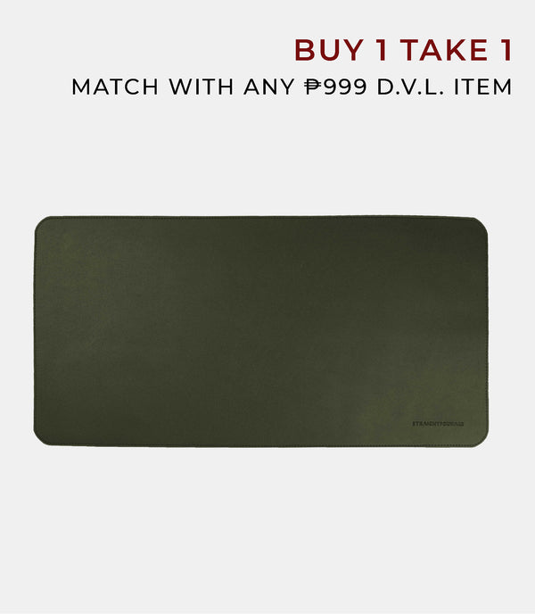 D.V.L. Work Mat (Army Green)