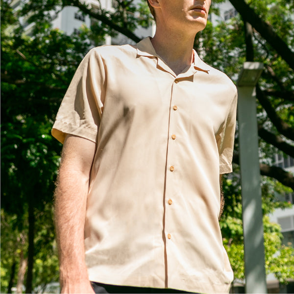 SuperSoft Lounge Shirt (Mocha)