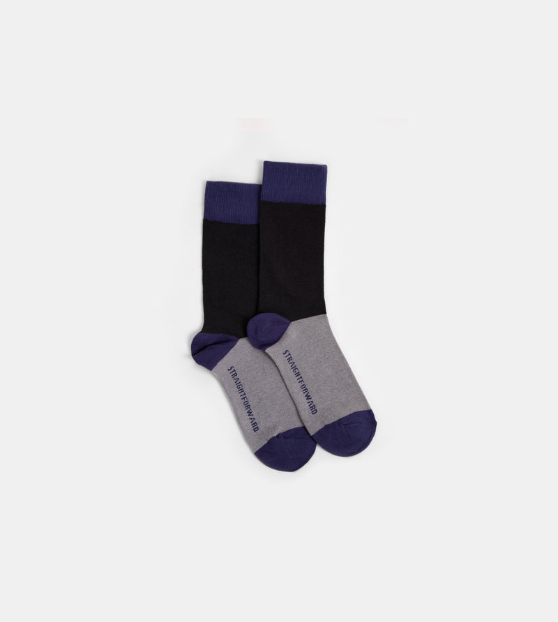 LiteWear Crew Socks (Gray)